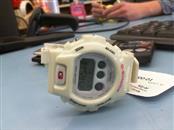 CASIO Gent's Wristwatch G SHOCK 3230 WHITE